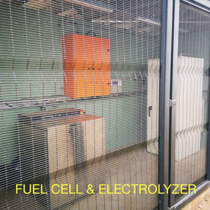 Hydrogen-Fuel-cell-