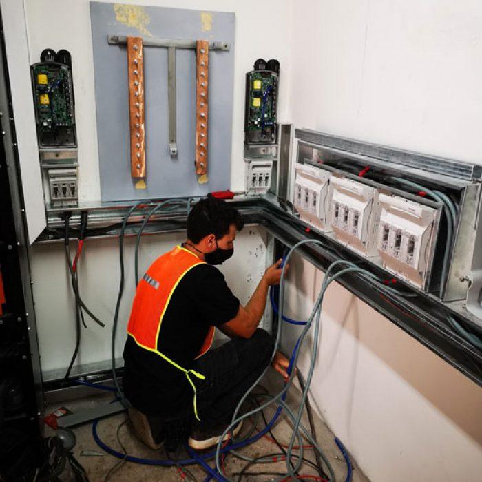 Micro-grid-install-CSIR