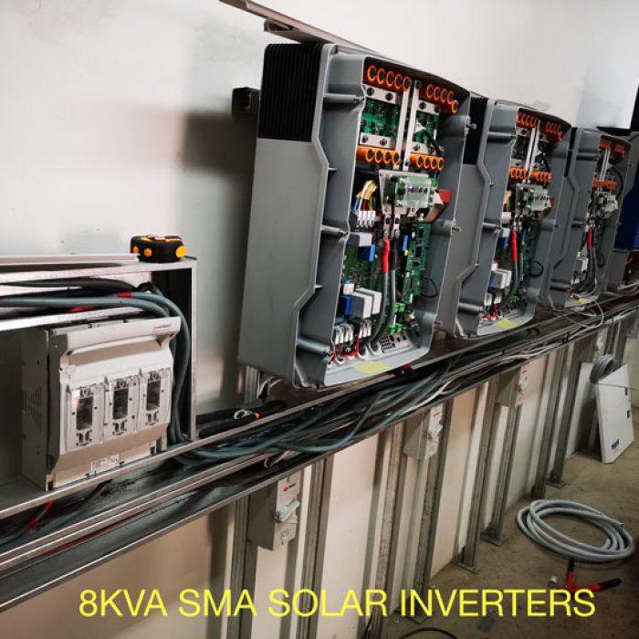 SMA-3phase-Grid-Tied-inverter-+-back-up-inverters-inverters